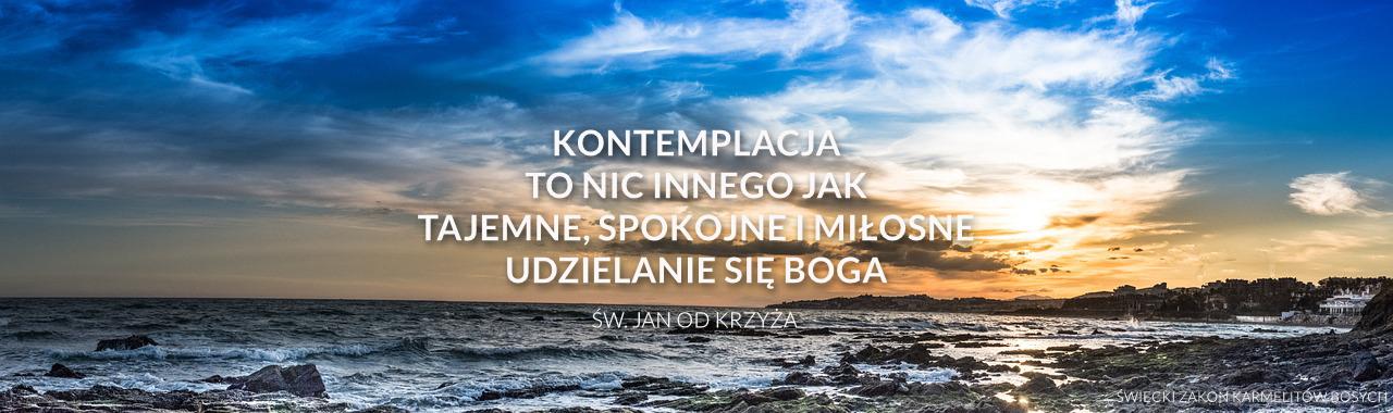 Kontemplacja Świecki Zakon Karmelitów Bosych w Kielcach