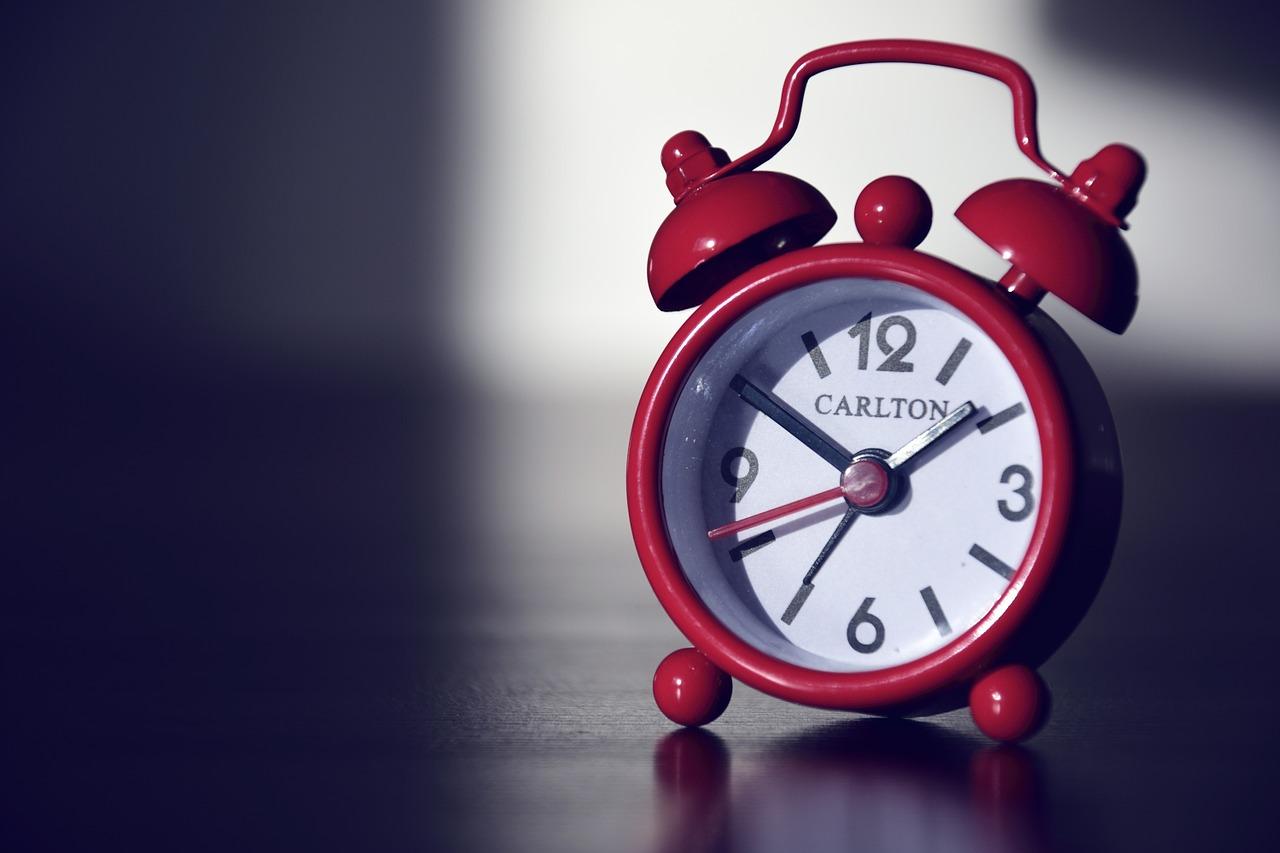 czas na modlitwę